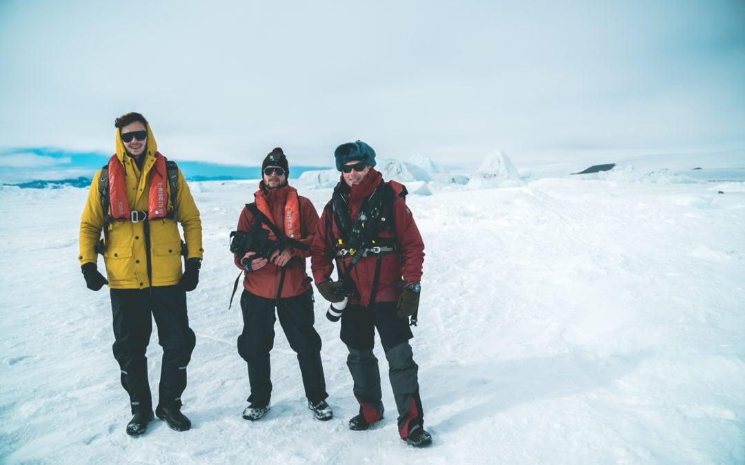 Project: Antarctica