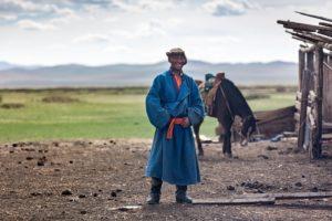 Mongolian Nomad