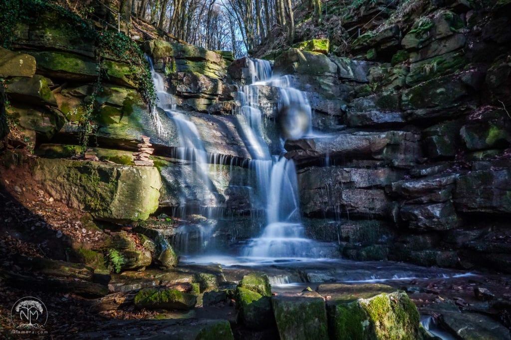 Photo trip to Margarethen Gorge: First shot with Sony α 6000