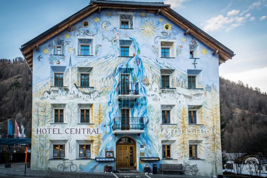 Hotel Central – Valchava