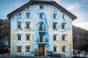 Hotel Central - Valchava