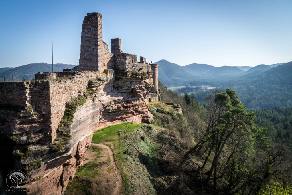 Exploring the Palatinate Forest: Dahner Castle Group