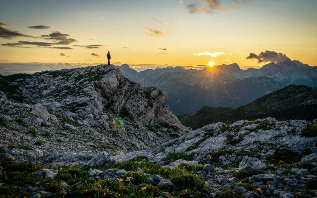 Hiking in the Triglav National Park