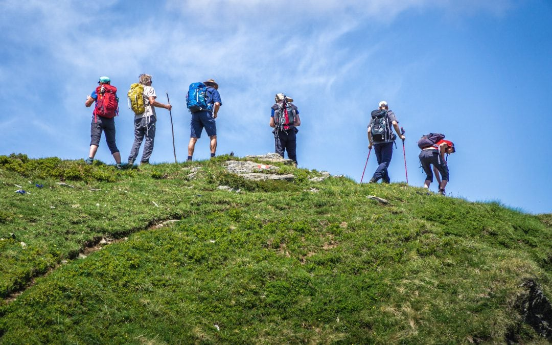 Becoming a Trekking Guide for the German Alpine Club