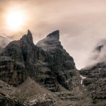 Crossing the Alps: The Horns of Brenta Dolomites